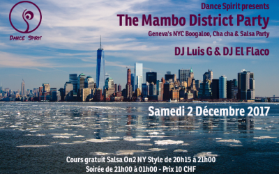 The Mambo District Party – 02.12.2017